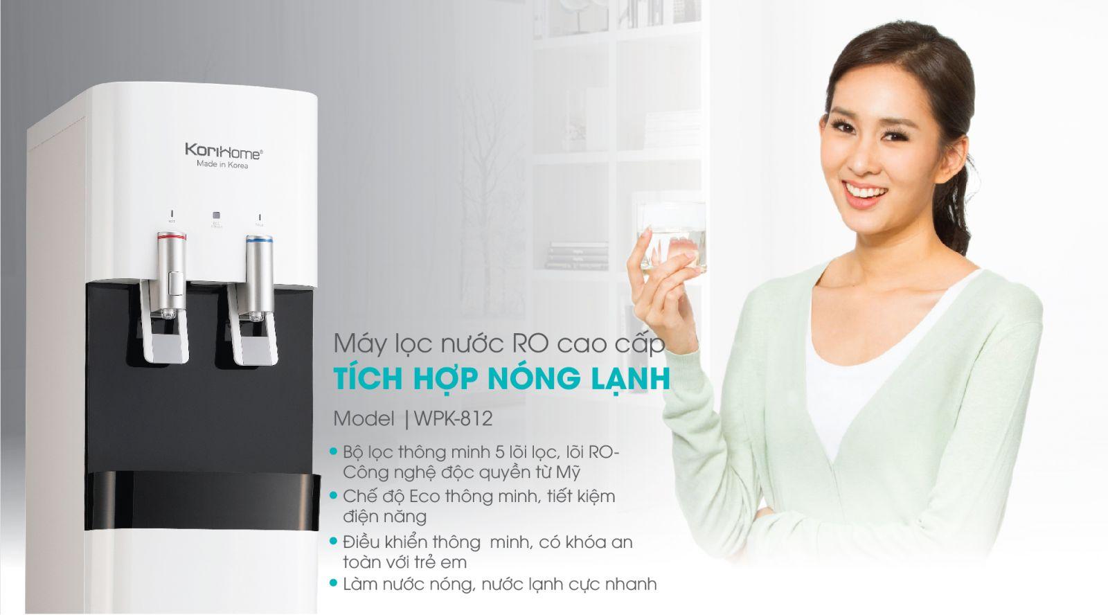 may loc nuoc nong lanh