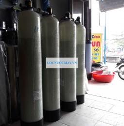 Giao 02 bo xu ly nuoc gieng khoan di Kien Giang